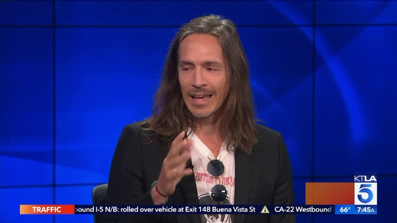 Incubus Front Man Brandon Boyd on the 20 Year Anniversary of Make Yourself Touring