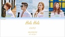 K.A.R.D - Hola Hola (HAN/ROM/ENG Color Coded Lyrics)