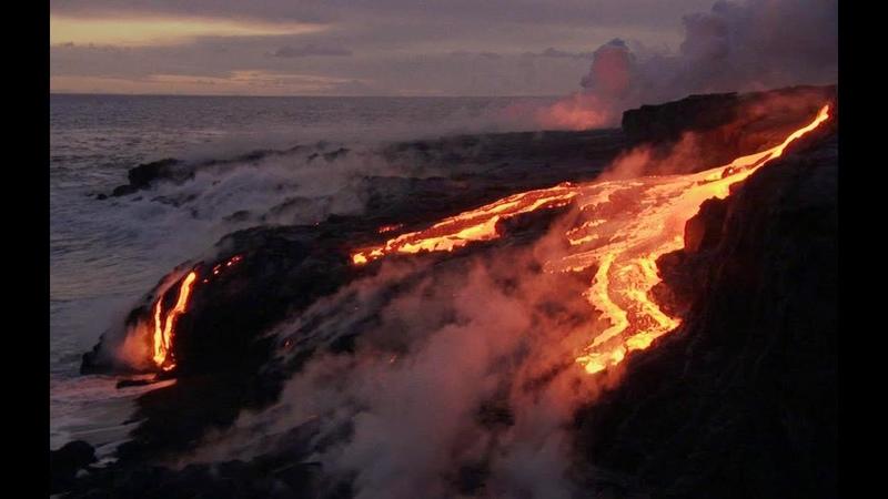 River of Lava Benedict Cumberbatch Narrates South Pacific BBC Earth