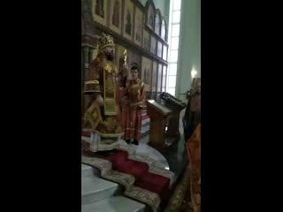 Проповедь митрополита Челябинского и Миасского Григория в праздник святой великомученицы Екатерины