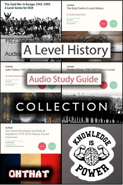 A Level History: Audio Guide Collection - Various