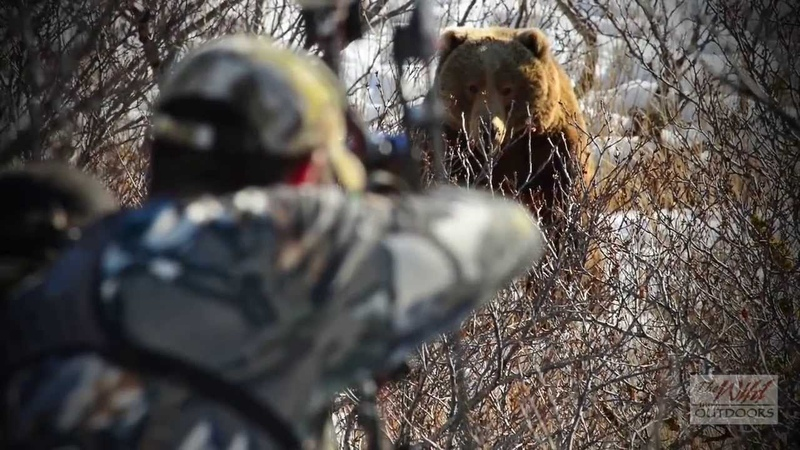 3 Pending Pope and Young Brown Bear-Juan Garcia The Wild Outdoors