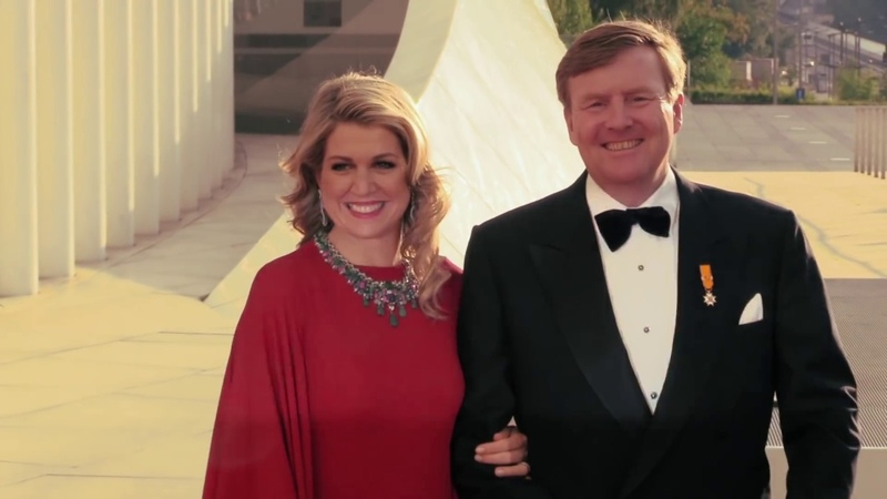 Queen Máxima: Glittering Events Glamourous Moments