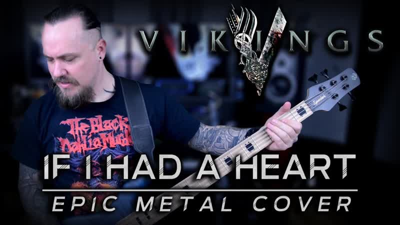 Vikings If I Had a Heart Epic Metal Cover by Skar Productions