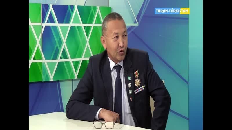 Түркістан ақпарат Сырлы сұхбат хабарының қонағы заңгер Ә Ж Нышанов 07 11 2019