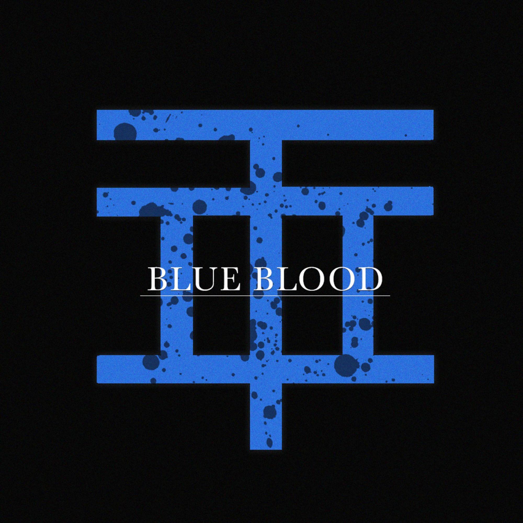 I, The Illusionist - Blue Blood [single] (2019)