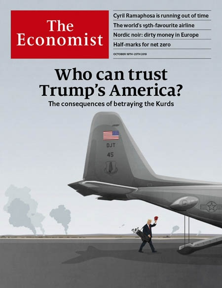 The Economist USA - 19 10 2019