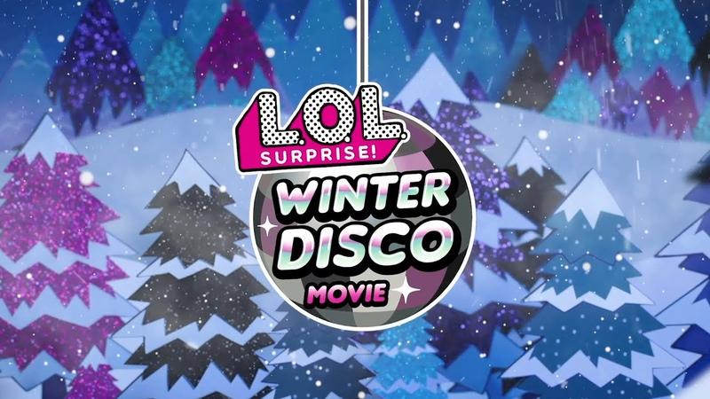 LOL Surprise!   Winter Disco Movie Trailer   Amazon Original Kids Special   Watch Now!