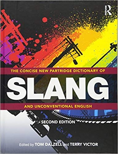Dictionary of Slang