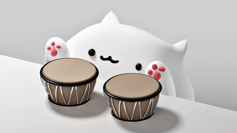Bongo Cat makes a new song (animation)
