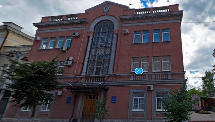 Здание курской облпрокуратуры изменилось до неузнаваемости