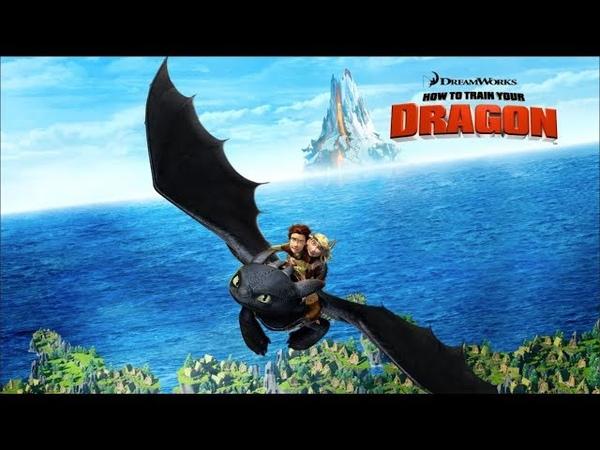 Учим английский по мультфильму Как приручить дракона