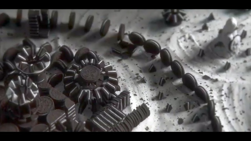 Oreo Game of Thrones Title Sequence HD