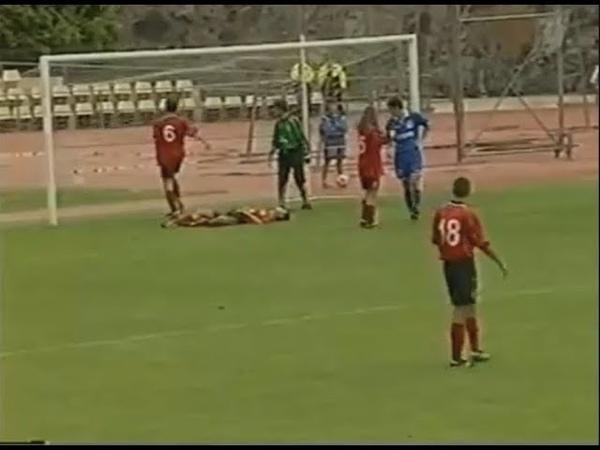 Энкамп 0 5 Зенит 2002 2003 UEFA Cup Encamp vs Zenit