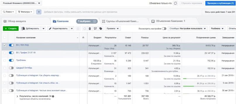 Кейс: Продажи на 159 тыс за месяц через Инстаграм для региональной клининговой компании, изображение №17