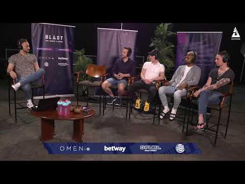 Can Team Liquid Upset Astralis Talent QA   BLAST Backstage - BLAST Pro Series Miami