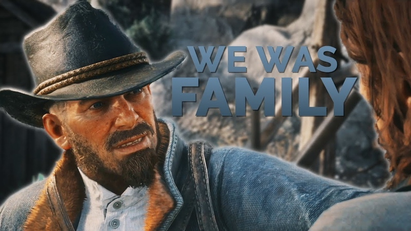 Arthur Morgan | We Was Family