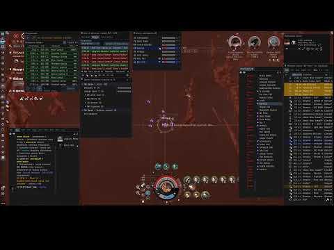 EVE Online Фарм вторжения триглав флотом