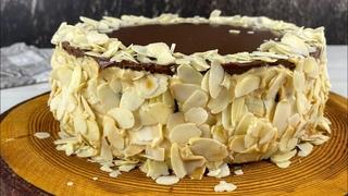 """Торт """"А-ля Сникерс"""" без Заморочек! Потрясающе Вкусный ТОРТ"""