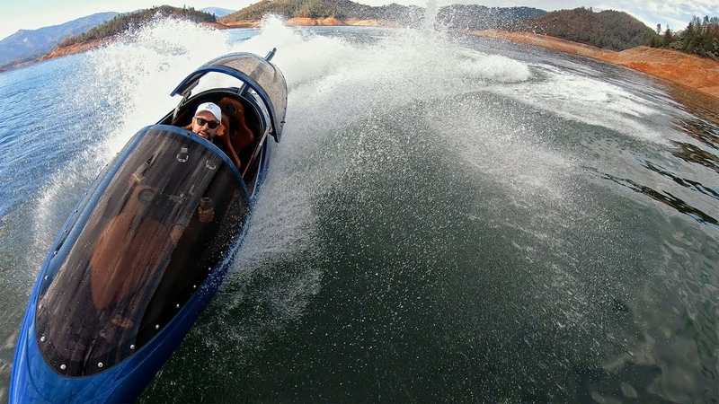 GoPro Awards Seabreacher - The Jet Powered Dolphin in 4K