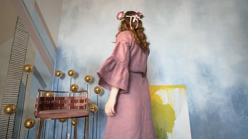 Платье Олива