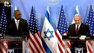Визит в Израиль Министр обороны США. Обострение противостояния с Ираном