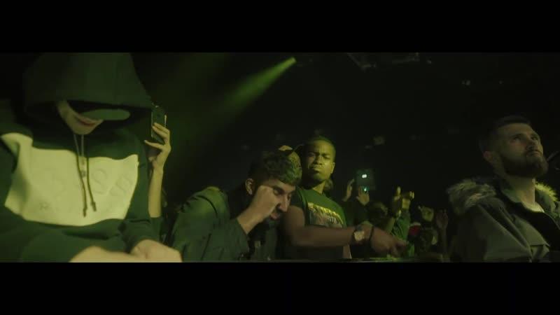 Хиро в музыкальном видео Youngs Teflon - Brazy