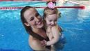 Тренировки для детей и родителей в бассейне - Aqua Baby