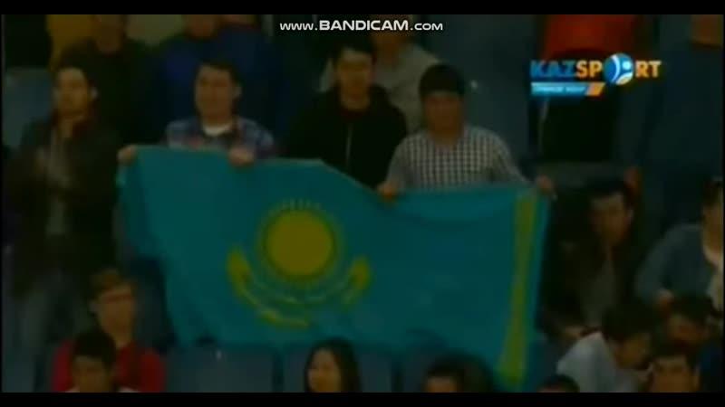 Baurzhan Dzholchiev 14 games 3 goals 2012 15 years