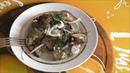 Самый простой и быстрый рецепт приготовления маринованных баклажанов со вкусом грибов