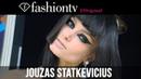 Edita Vilkeviciute at Juozas Statkevicius and De Grisogono Fashion Show 2013 FashionTV