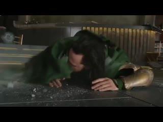 Локи и Халк озвучка Куплинов