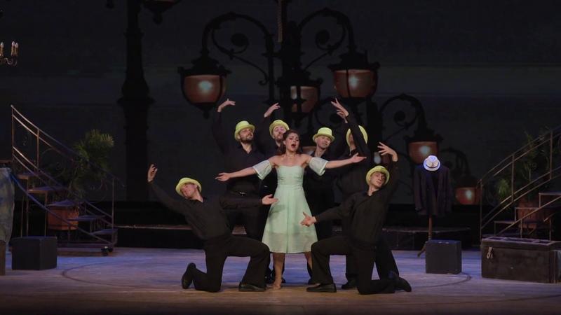 Мюзикл на чердаке Театр Чихачева