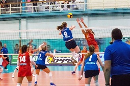 Липецкие волейболистки выиграли четыре из четырёх матчей заключительного тура 2019 года