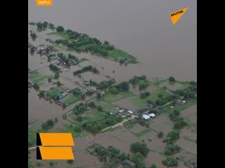 Паводок в Приамурье: как проходит эвакуация людей из затопленных районов