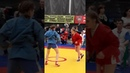 Соревнования Всероссийский день самбо в Ленинградской области. На ковре деффчонки