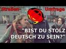 ►ALBVM VLOG Nr 2◄ Bist du stolz deutsch zu sein Straßenumfrage