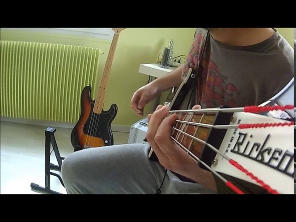 Snooze Button | Snot [Bass Cover]