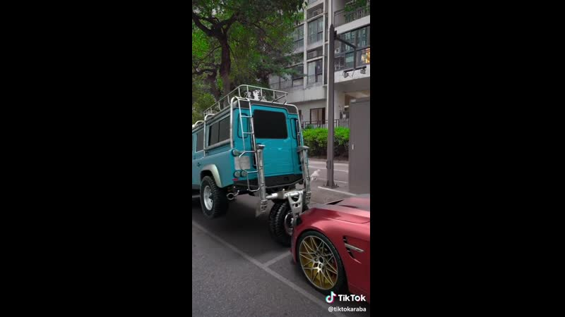 Шедевр паркования mp4