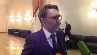 Сергей Шнуров о политической карьере