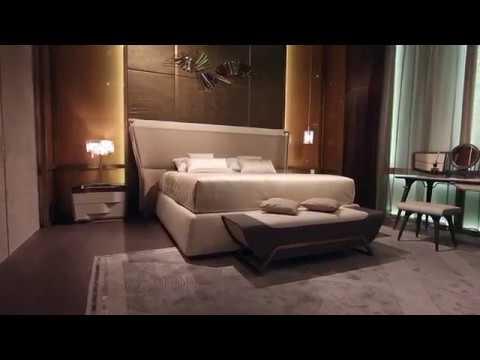 Turri Salone Internazionale del Mobile Milan 2018 Italian luxury furniture