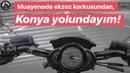 Harley Davidson VROD İLE GAZLAMAK, MUAYENEYE GİTMEK...