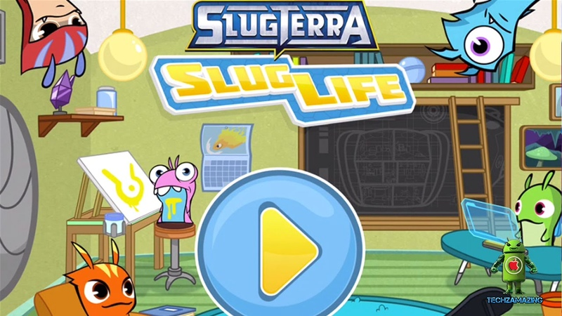 Slugterra: Slug Life (iOS/Android) Gameplay HD