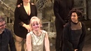 'Sweet Charity.' Curtain Call. 13 05 19. Donmar Warehouse.