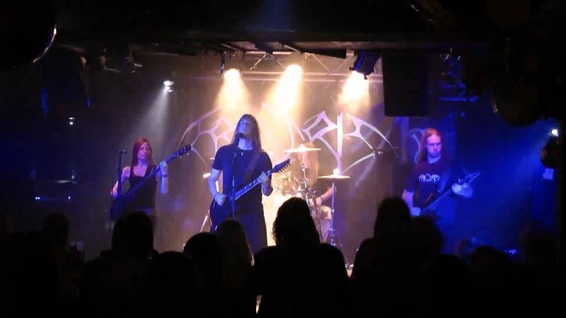 Frigoris - Wenn die Maske bricht [Live - 23.06.2012 - Oberhausen]Atmospheric/Pagan/Black Metal(Germany)