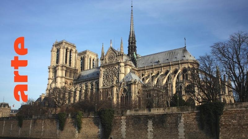 Notre Dame und Co Wunderwerke der Gotik Doku ARTE