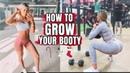 BOOTY GROWING QUAD DEMOLISHING lol itssaaa leg workout