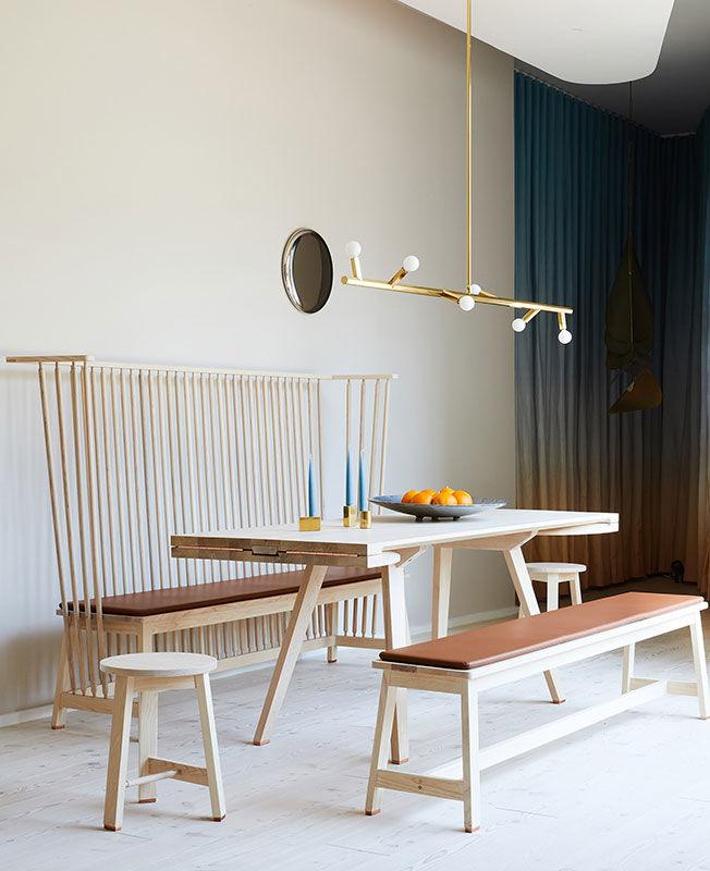 The Future Perfect: модельная квартира в Нью-Йорке