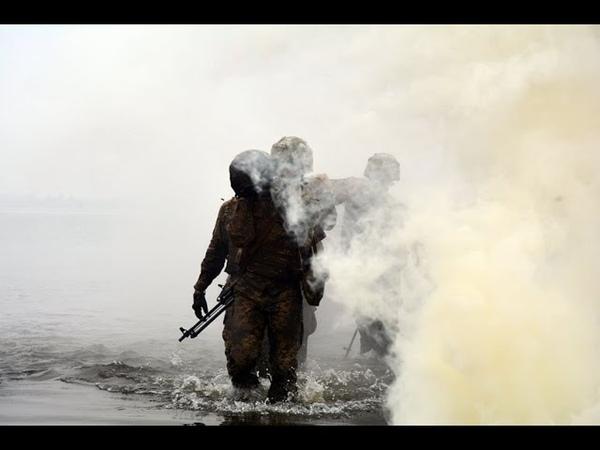 Донбасс сожжён блиндаж ВСУ с карателями командиру разведки проломили череп