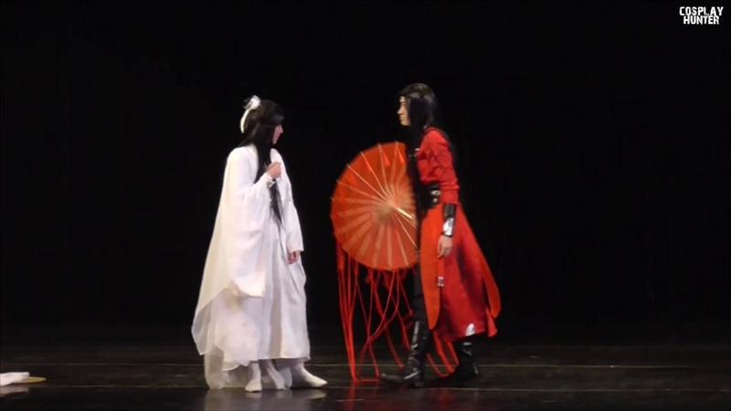 Благословение Небожителей (Се Лянь и Хуа Чэн) - команда Quentale Rosse
